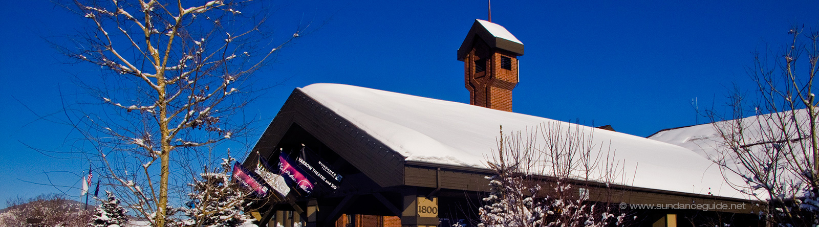 A picture of the Yarrow Hotel in Park City, Utah