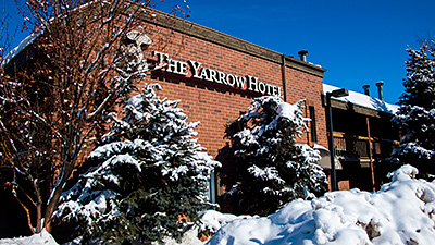 Picture of the Yarrow Hotel, Park City, Utah